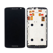 For Motorola MOTO X play for moto x3 xt1562 LCD Display With Touch Screen Digitizer Assembly with frame Free Shipping