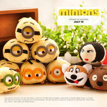 Tsum Tsum Plush toy Mickey doll Duck toys Cute doll Screen Cleaner for Phone 3.5'' TSUM TSUM mini toy juguetes