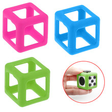 protect case box For Fidget Decompression Fidget Cube Stress Relief Focus Toys professional Protect Popular colors New out #TX5(China)