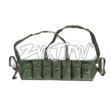 Original WW2 Chinese Military Army Vietnam War SKS/Type 63 Canvas Ammo Pouch Bag Hunting Magazine Bag CN.AW/104230
