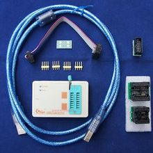 SkyPRO High-speed USB SPI Programmer for 24/25/93 EEPROM/SPI flash/AVR/MCU/ATMEL