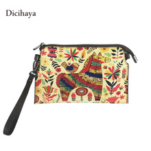 Brand famous genuine leather women handbags high quality women messenger bag ladies clutch bags designer cartoon hand bags(China)