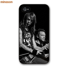 minason Bullet for my Valentine Cover case for iphone 4 4s 5 5s 5c 6 6s 7 8 plus samsung galaxy S5 S6 Note 2 3 4   S5576