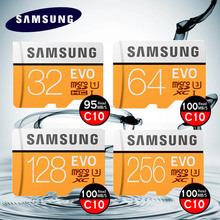 Buy SAMSUNG EVO EVO plus Micro SD Card 128GB 32GB Class10 MicroSDHC MicroSDXC UHS-1 Memory card 256GB MicroSD 64GB cartao de memoria for $10.64 in AliExpress store