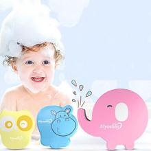 Buy Newborn faucet Baby towel accessories Infant Shower Sponge Cute Rubbing Body Wash cute child Brush bath brushes sponges rub F15 for $1.89 in AliExpress store