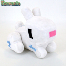 2015 New Minecraft Rabbit Game Plush Toys Terraria Cartoon Plush Toy Game Stuffed Adorable Bunny Dolls