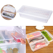 Kitchen Drain Water Preservation Refrigerator Refrigerated Storage Bag Case(China)
