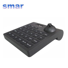 New design control keyboard Surveillance 2D RS-485 PTZ control keyboard for CCTV Security Speed PTZ Camera free shipping