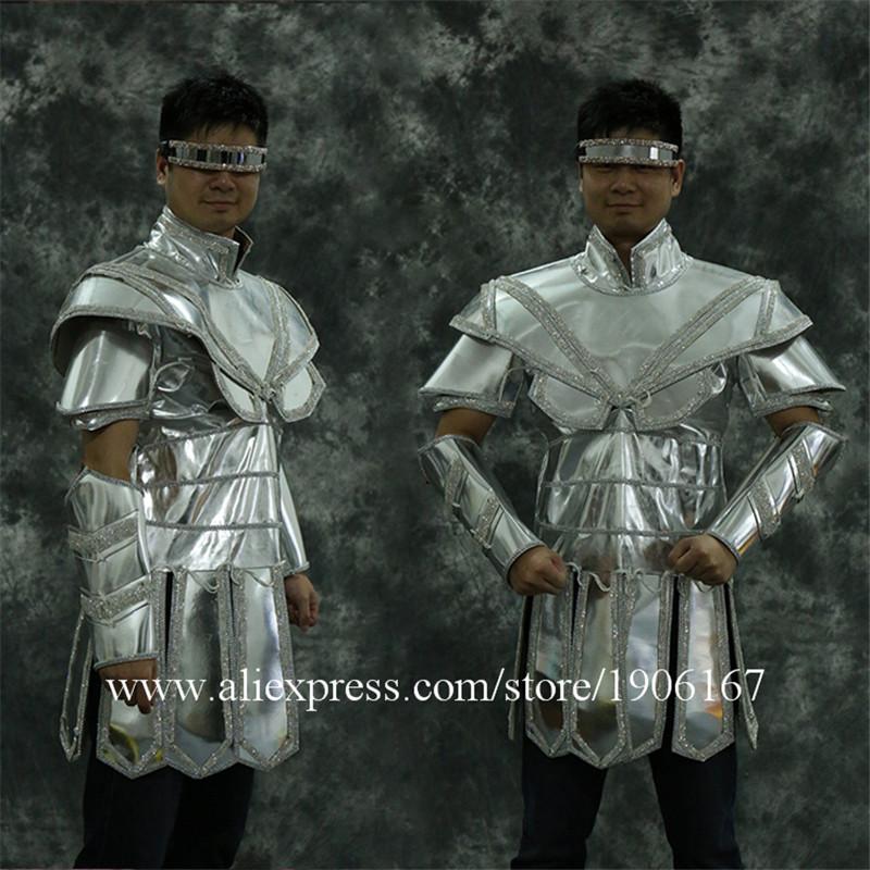 Led luminous stage dance wear2
