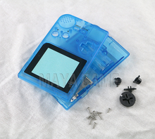 Multi Colors Full Set Housing Cover Replacement Parts Shell For Nintendo Gameboy Pocket Console GBP Game Case Kids