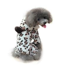 small dog wear dog clothing Pet Cat Dog Costume Warm Winter Dogs Clothes wholesale pet products mascotas perros XT(China)