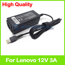 12V 3A 36W Laptop AC Power Adapter for Lenovo ThinkPad 10 Helix 2 4X20E75066 TP00064A Tablet Battery Charger(China)