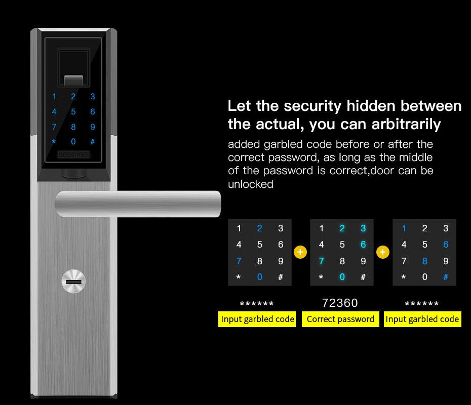 Fingerprint Door Lock (9)