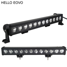 HELLO EOVO 21 Inch 120W LED Light Bar for Off Road Indicators Work Driving Offroad Boat Car Truck 4x4 SUV ATV Fog Spot Flood(China)