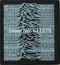 JOY DIVISION Music Band EMBROIDERED IRON On Patch goth Heavy Metal Rock Punk Badge the Smiths Siouxsie Radiohead Morrissey(China)