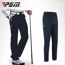 PGM Top Design Sportwear Golf Ultra Thin Pant Men Summer Slim Trousers Pant TEE Ball Pocket Quick Dry Breathble Newest Trousers