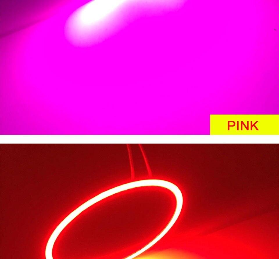 ANGEL EYE COB LED LIGHT ROUND LIGHT BULB FOR CAR LIGHTING (17)