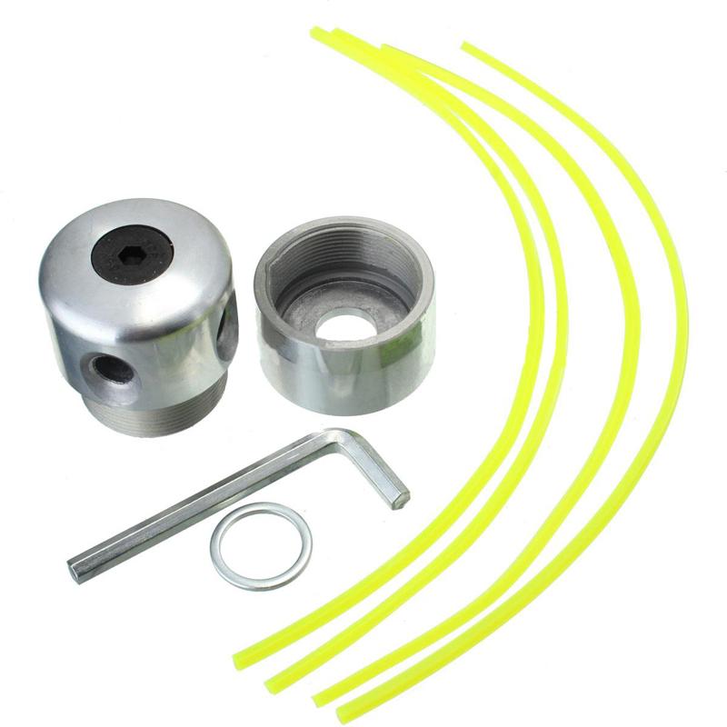 Tête de coupe gazon en aluminium pour débroussailleuse