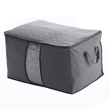 Multi Function Clothing Storage Bag Foldable Non woven Quilt Storage Case Organizer Home Storage Bag
