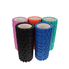 New Promotion Fitness Floating Point Yoga Foam Roller For Gym Exercise Sports Massage Pilates Fitness Ball Wholesale H1E1