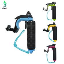 Buy Shutter Stabilizer Floating Handle Bar Handheld Stick Monopod Hand Grip Xiaomi Yi Action Camera GoPro Hero Accessories for $14.88 in AliExpress store