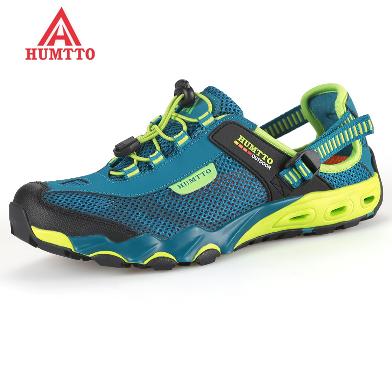 new arrival outdoor hiking shoes sapatilhas mulher trekking men randonnee scarpe uomo women wading upstream breathable mesh<br>