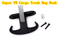 100% New High quality Trunk Bag Hook for VW Volkswagen Passat CC B6 Sagitar MK Octavia mk bag