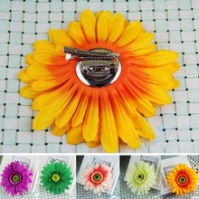 Vintage Daisy Hair Clips Wedding Boho Festival Accessories Bridesmaids Hairpin Barrette Women