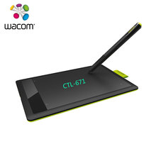 One by Wacom CTL-671 Medium Digital Graphic Drawing Tablet Pad 1024 Pressure Levels(China)