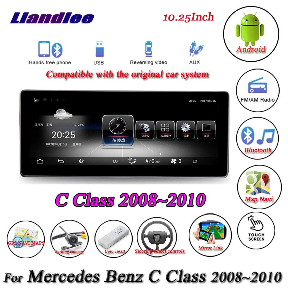 For Mercedes Benz C Class 2008~2010-2