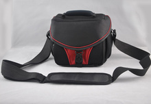 Hot popular CAMERA BAG CASE SLR for Canon Nikon Sony OLYMPUS Samsung Purple Camera Bag