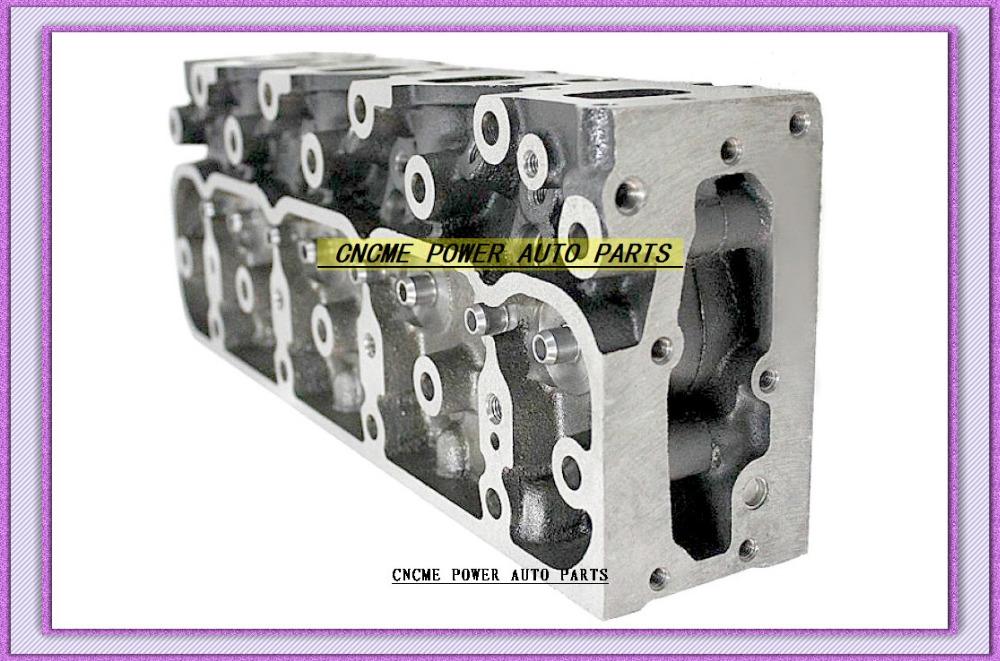 4JA1 2.5L Bare Cylinder Head 8-94125-352-6 8-94431-520-4 (5)
