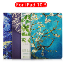 Case for iPad Pro 10.5 inches,  kenke PU Leather Ultra Slim Light Weight Smart Cover for iPad pro 10.5 Case