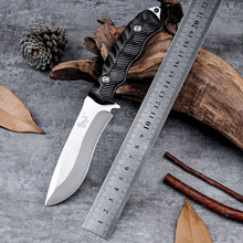 High-grade Outdoor Utility Knife Cs Go Hunting Combat Knives Facas Taticas Cold Steel Survival Tactical Knife Camping Knife(China)