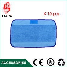 10pcs High Efficiency Cleaner Mop Cloth to House Clean for Braava 321 380 320 380t  mint 5200C 5200 Robot Vacuum Cleaner Parts