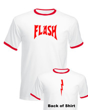 Flash Gordon T-Shirt BNWT STAG Fancy Dress Queen Freddie Mercury Retro 80s S-XXL(China)