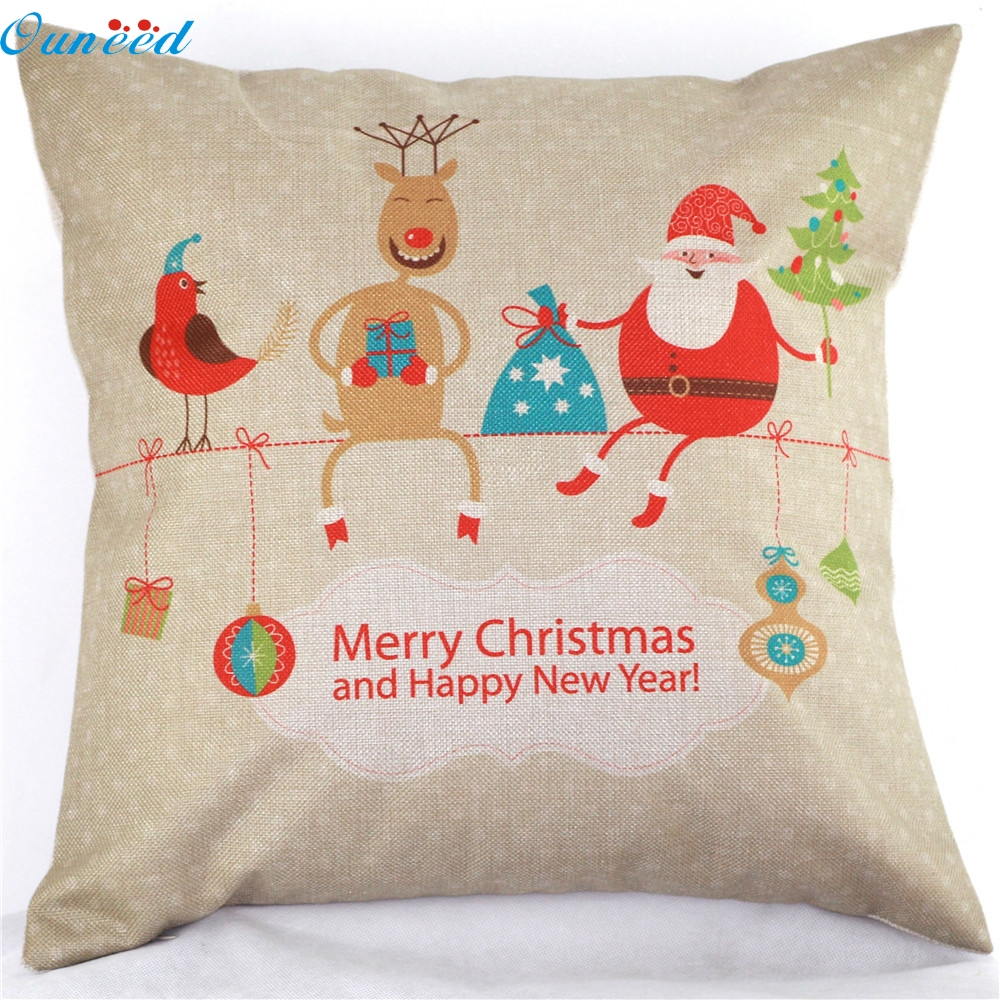 popular prices vintage cars buy cheap prices vintage cars lots homey vintage christmas sofa bed home decor pillow case cushion cover 45cm 45cm funda de