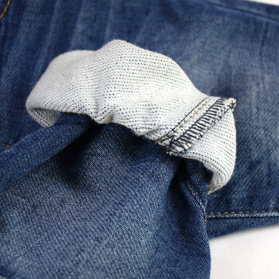 HSIN1609001-8Infant Baby Boys&Girls Jeans Newborn Kids Warm Denim Harem Pants New Born Bebe Pantalones Toddler Crawling Soft Leggings Winter