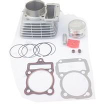 63.5mm Cylinder & Piston Set & Gasket All Sets For Honda CG200 200CC Motorcycle Air-Cooled NEW