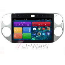 Top  Capacitive Screen 10.2'' Android 4.2 Car Stereo for Tiguan 2013 2014 2015 With 16GB Nand Flash Memory Wifi Map