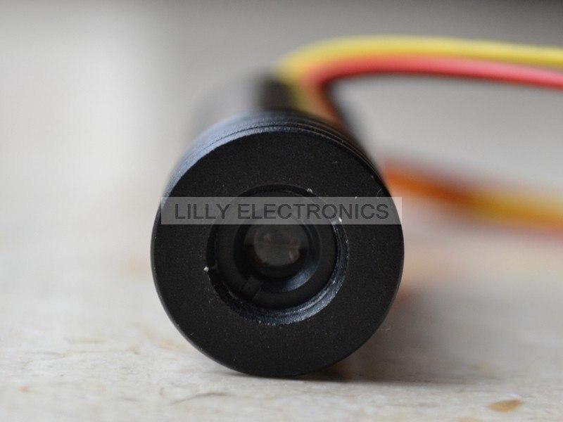 5V DC 650nm 660nm 150mw Red Laser Dot Module w/TTL 0-15KHz<br>