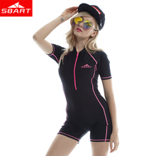 SBART Women Professional Competition Swimsuit Jumpsuit Lycra One Piece Racing Bathing suits One-piece Girls Sport Swimwear Hot L