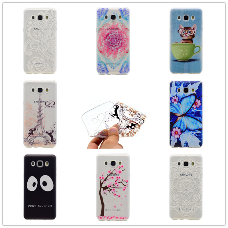 Cartoon Ultra thin Transparent Soft TPU Silicon Phone font b Case b font For font b