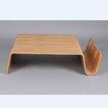 Tatami Style Burly Wood  Coffee Table