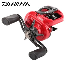 2016 New DAIWA TATULA TYPE-R 100H 100HL 6.3:1 215G 6kg 7BB Baitcasting Fishing Reel TWS Limited Edition Saltwater Fishing Reel(China)