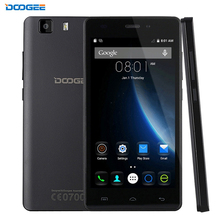 4G Original Smartphone DOOGEE X5 Pro Android5.1 MT6735 Quad Core 1.0Ghz Mobile Phone LTE Smart Gesture Double tap wake-up GPS