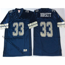 Mens 1994 Retro Tony Dorsett Stitched Name&Number Throwback Football Jersey Size M-3XL(China)