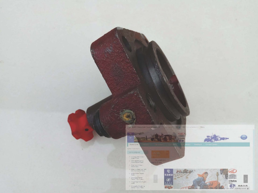 Jinma tractor JM304-JM354, the hydraulic cylinder cover as picture showed (85mm), part number:  <br>