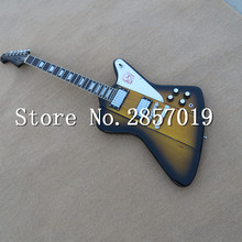 New free shipping 6 string thund birds guitar exploration firebird James Hetfield Snakebyte design. Manufacturing special-shaped