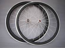 38mm clincher carbon wheels with aluminium alloy brake surface 8/9/10/11 speed available including painting